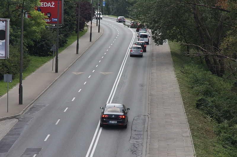 Warszawa: Przetarg na rozbudowę Wybrzeża Helskiego w toku