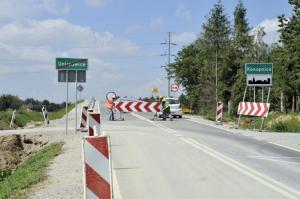 Ostatni wiadukt nad S19 - obwodnicą Lublina udostępniony kierowcom