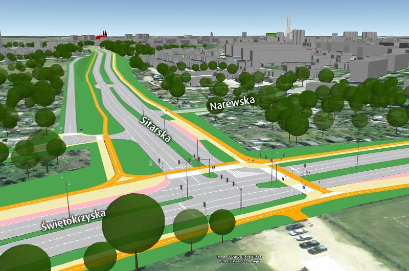 Białystok: Umowa na budowę ulicy Sitarskiej podpisana