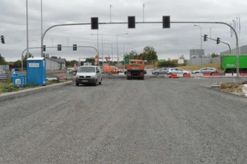 Dolnośląskie: Przedłużą się prace na skrzyżowaniu DK3 i DK36 w Lubinie
