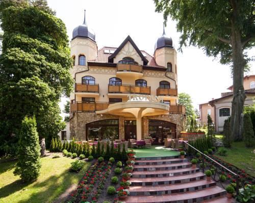 Hotel w Międzyzdrojach