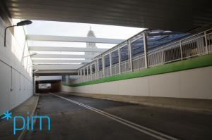 Poznań: Tunel na Czechosłowackiej służy kierowcom