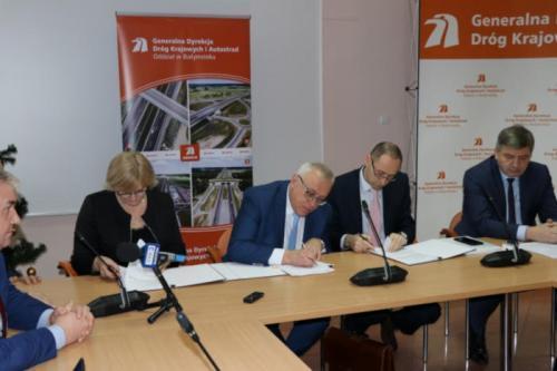 S16 Ełk – Knyszyn - budowa dopiero po 2024. Umowa na dokumentację podpisana