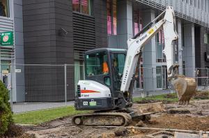 Warszawa: Trwają prace w rejonie ul. Marynarskiej