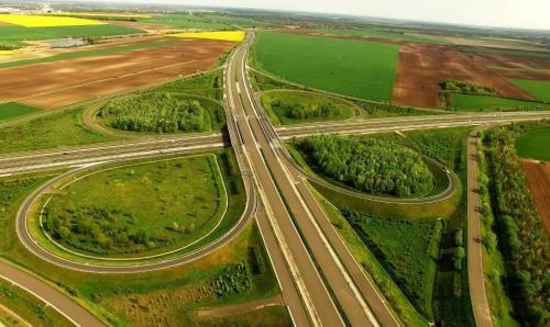 Mapa samochodowa Węgier – autostrady, opłaty