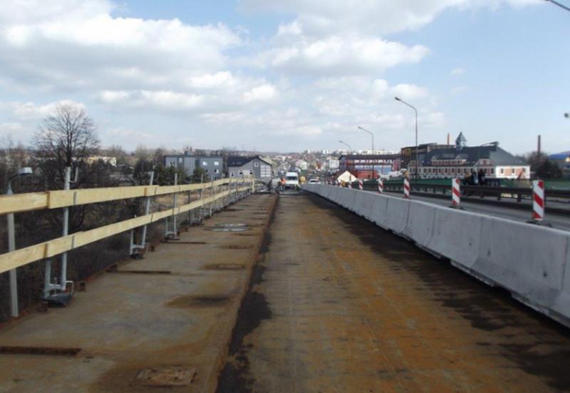 Małopolskie: Zamknięty wiadukt na DK79 w Trzebini