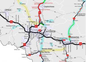 Śląskie: Za rok pojedziemy obwodnicą Woźnik przy autostradzie A1