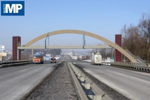 DK7: Rok na budowę kładki dla pieszych na Zakopiance