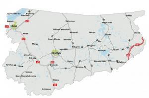 S61 Szczuczyn – Raczki: Budimex najbliżej budowy 20 km odcinka
