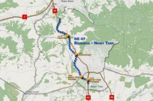 Zakopianka: Chińczycy najbliżej budowy DK47 Rdzawka – Nowy Targ