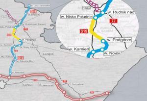 Przetarg na S19 Nisko – Podgórze trafił do kontroli