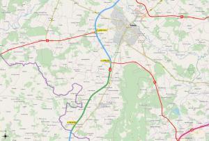 S61 Via Baltica: Jest umowa na odcinek Śniadowo - Łomża