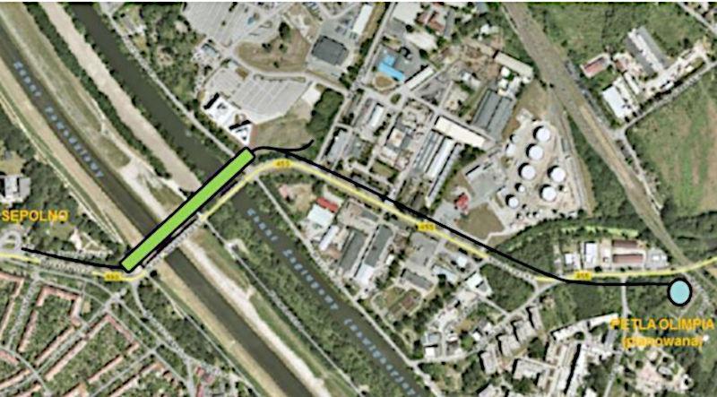 Nowymi mostami Chrobrego będzie poprowadzona linia tramwajowa