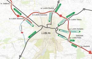 Drogi ekspresowe S17 i S19 - drogowy ring wokół Lublina