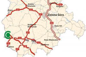 Kolejny przetarg na A18 ogłoszony. Zmieni się przejście graniczne w Olszynie