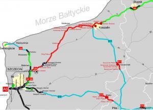 Droga ekspresowa S11 Koszalin – Bobolice będzie realizowana