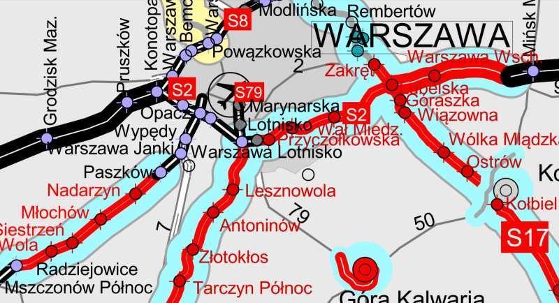 Droga ekspresowa S7 - wylotówka z Warszawy pod znakiem zapytania