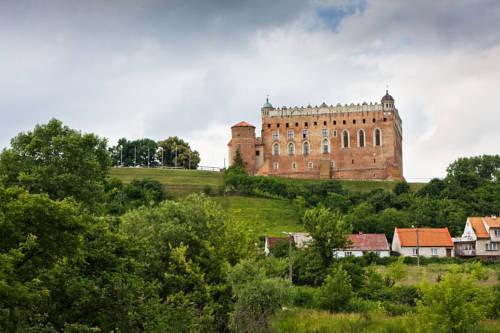 Zamek Golubski - Golub-Dobrzyń