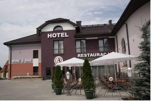 Hotel Restauracja Arti - Gołdap