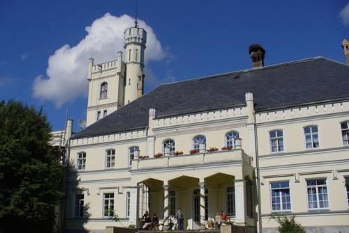 Pałac Ptaszynka - Gryfice