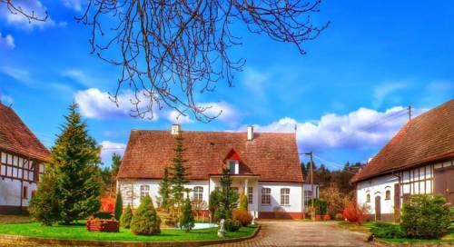 Madera Mansion Wilczkowo - Gryfice
