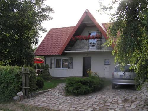 Domek pod Klonami na Mazurach - Guty