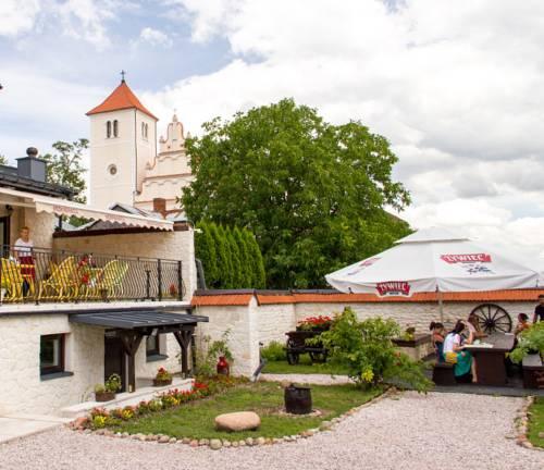 Pensjonat Serokomla - Janowiec