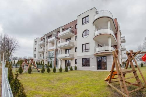Apartamenty Sun&Snow Willa Nord - Jastrzębia Góra