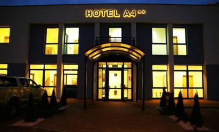 Hotel A4 MOP Kępnica - Jaworzno