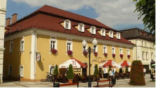 Hotel Caspar - Jelenia Góra