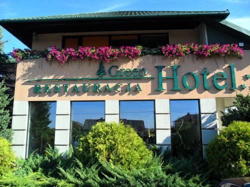 Green Hotel - Jerzmanowice