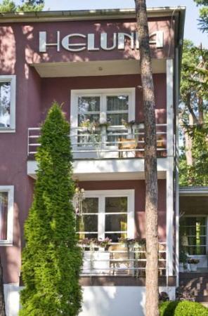 Dom Wypoczynkowy Helunia - Jurata