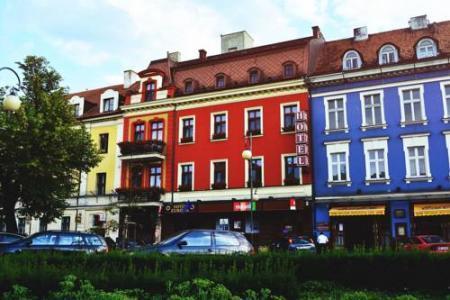 Hotel Europa - Kalisz