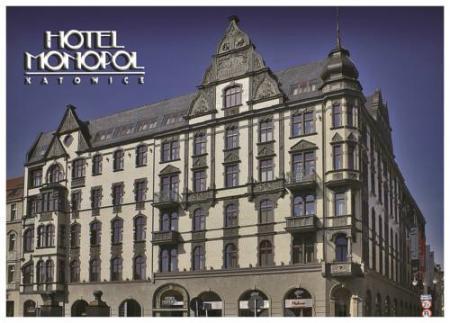 Hotel Monopol Katowice - Katowice