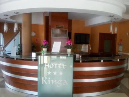 Hotel Restauracja Kinga - Katowice
