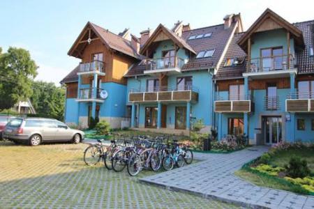 Apartament w Turkusowej Willi - Kąty Rybackie