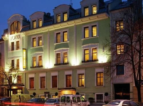 Hotel Pod Złotą Różą - Kielce