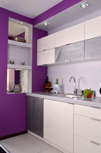 Apartament Kielce Fiolet - Kielce