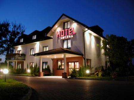 Hotel Restauracja Tawerna - Kleszczów