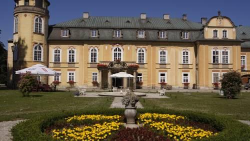 Pałac żelazno - Kłodzko