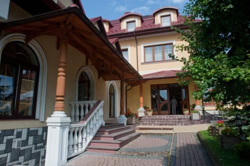 Hotel Antoni - Kolonia Łaszczówka
