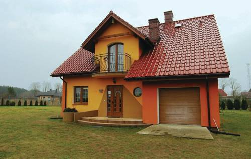 Three-Bedroom Holiday home Kolczewo with a Fireplace 05 - Kołczewo