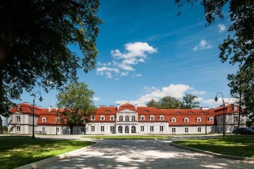 Pałac Domaniowski - Konary