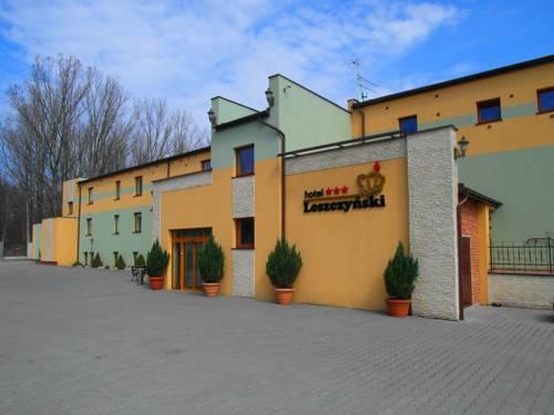 Hotel Leszczyński - Konstantynów Łódzki