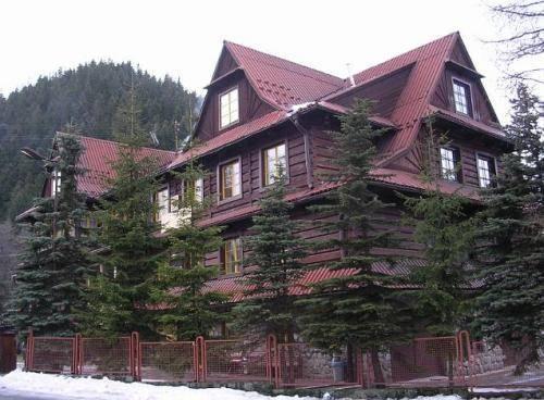 Dom Wypoczynkowy Halit - Kościelisko