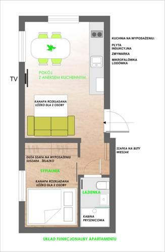 Apartament Kowary - Kowary