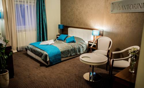 Hotel Santorini - Kraków