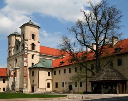 Dom Gości Opactwa Benedyktynów - Kraków
