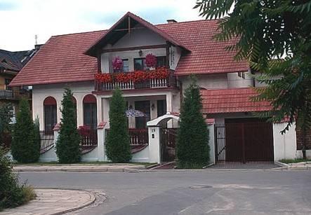 Dom pod Tujami - Kraków