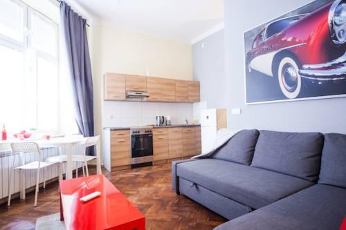 Apartamenty Pod Wawelem Wróblewskiego - Kraków
